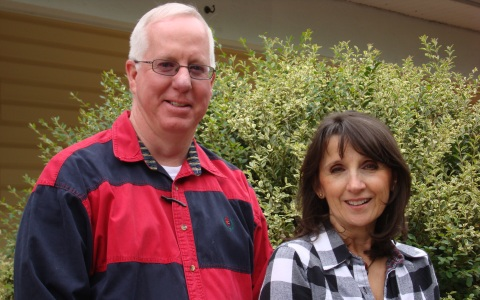 "Robert ""Mac"" McKinney and Joanne Katsarelis"
